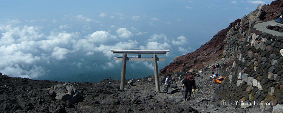 頂上富士館